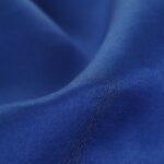 Dark Blue Fabric Background